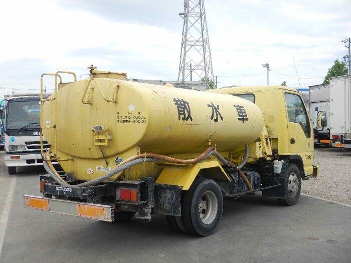 いすゞ エルフ 小型 タンク車 散水車 KR-NPR72GN 画像2