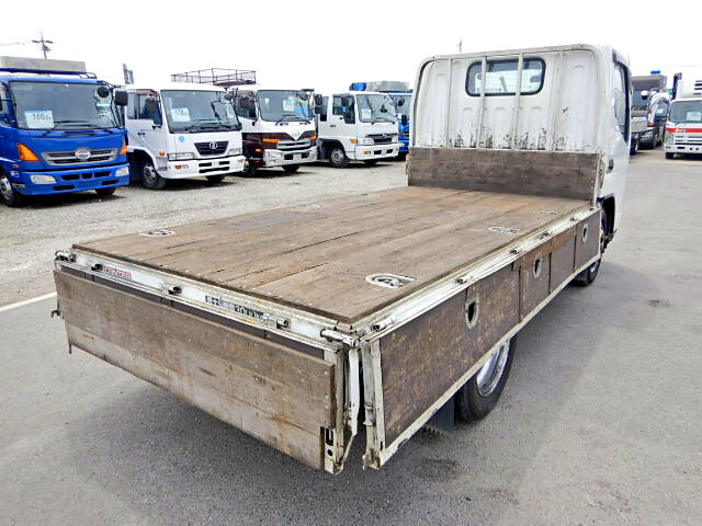 三菱 キャンター 小型 平ボディ KK-FE70EB H15 画像2