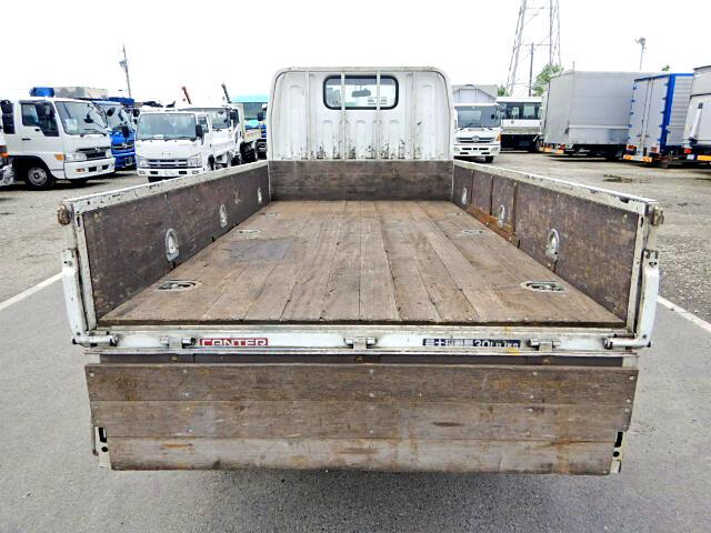 三菱 キャンター 小型 平ボディ KK-FE70EB H15 画像3