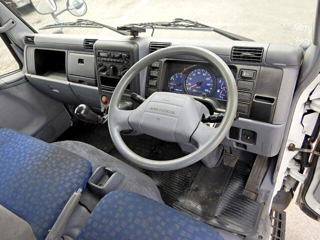 三菱 キャンター 小型 平ボディ KK-FE70EB H15 画像5