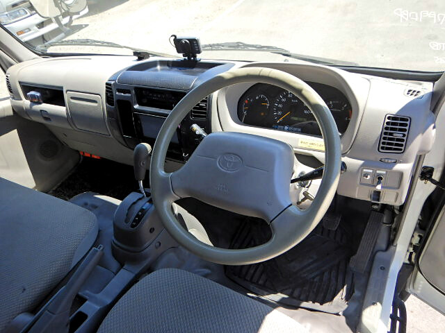 トヨタ トヨエース 小型 ウイング 幌ウイング PB-XZU421|画像6
