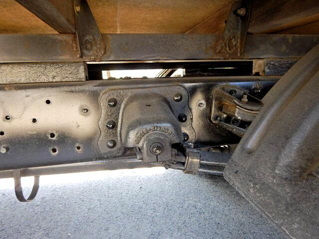 トヨタ トヨエース 小型 ウイング 幌ウイング PB-XZU421|画像14