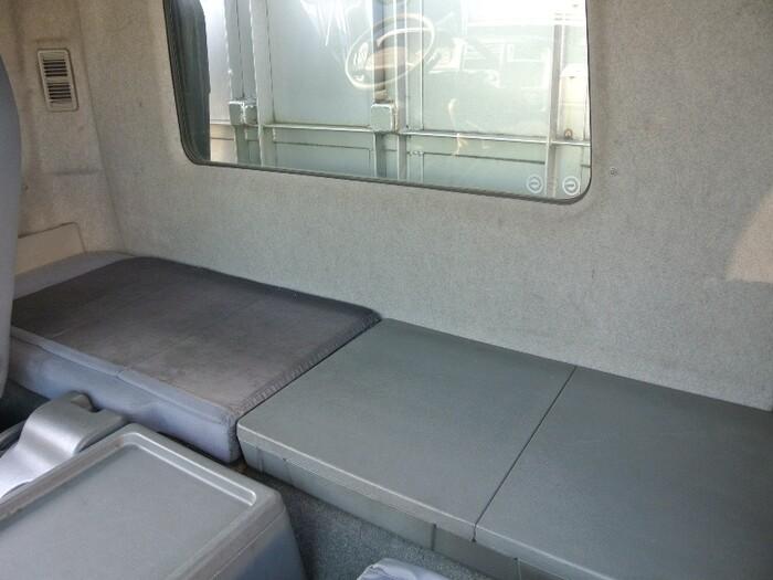 三菱 ファイター 中型 平ボディ 床鉄板 アルミブロック|画像11
