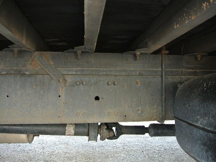 三菱 ファイター 中型 平ボディ 床鉄板 アルミブロック|画像14