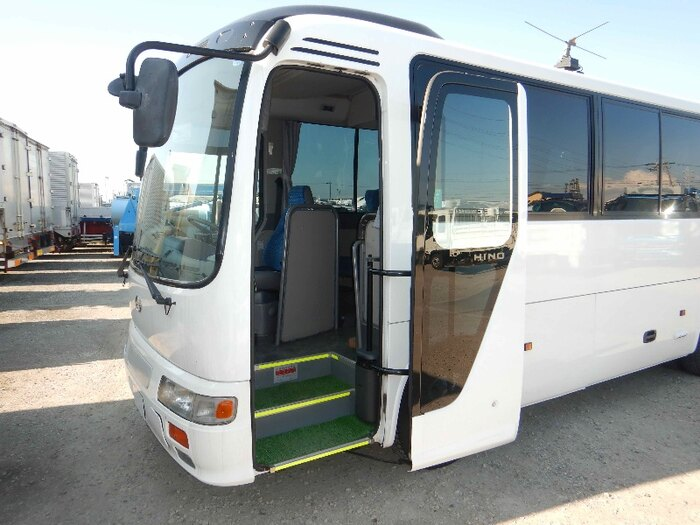 日野 リエッセ 小型 バス マイクロバス PB-RX6JFAA|画像4