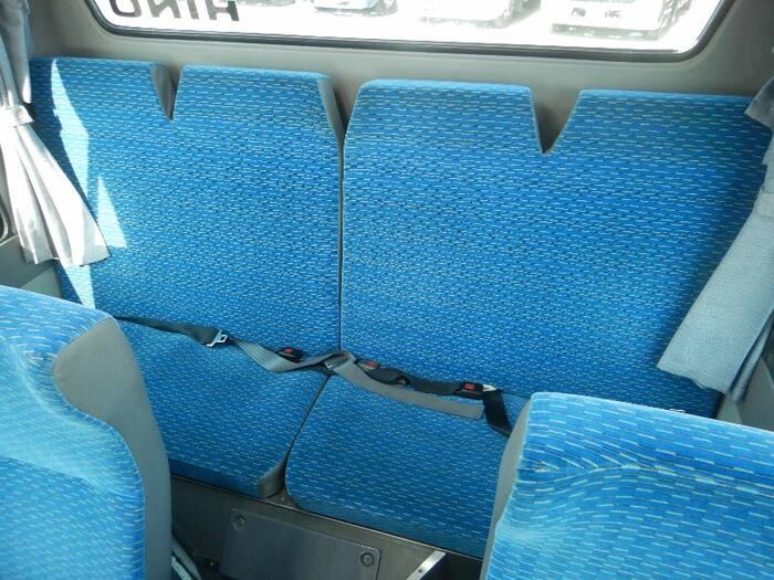 日野 リエッセ 小型 バス マイクロバス PB-RX6JFAA|画像13