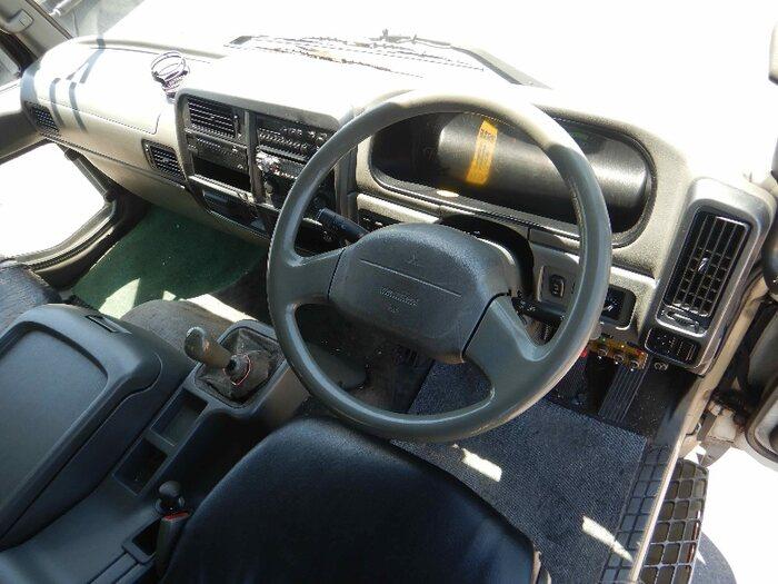 三菱 ファイター 中型 パッカー車 プレス式 KK-FK71HGY 画像9