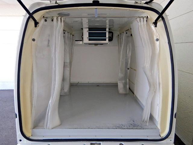 ダイハツ ハイゼット 軽 冷凍冷蔵 中温 サイドドア 画像3