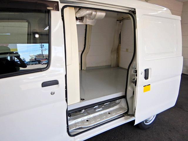 ダイハツ ハイゼット 軽 冷凍冷蔵 中温 サイドドア 画像11