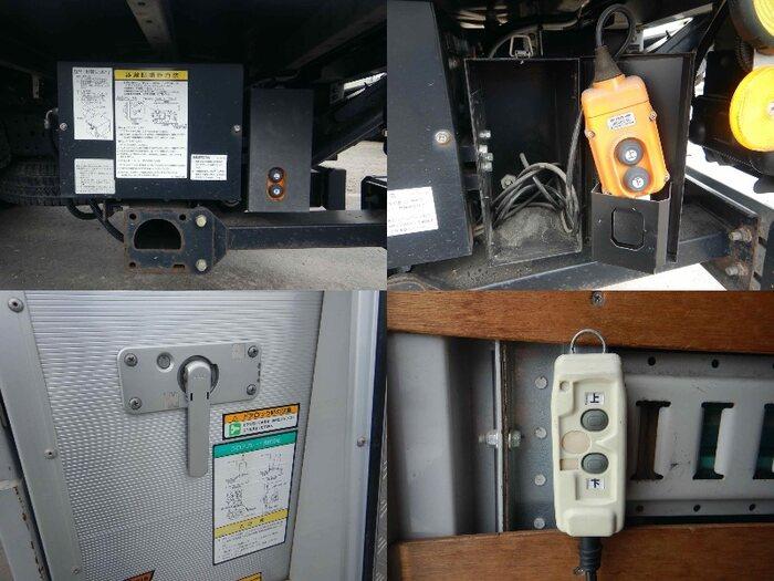 いすゞ エルフ 小型 アルミバン パワーゲート TRG-NPR85AN|画像12