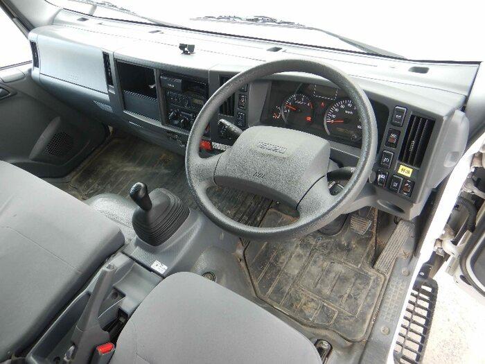 いすゞ エルフ 小型 アルミバン パワーゲート TRG-NPR85AN|画像7