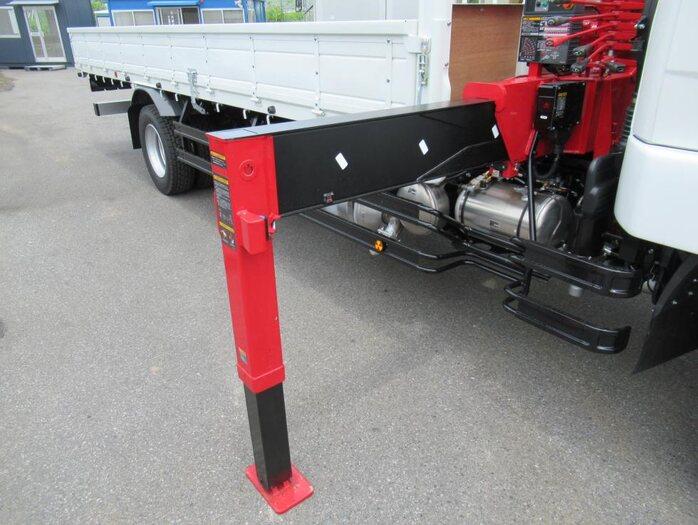 三菱 ファイター 中型 クレーン付 4段 ラジコン 画像6