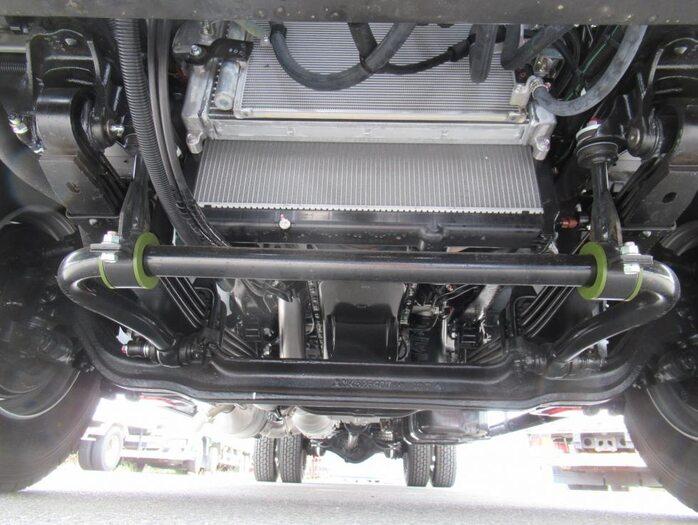 三菱 ファイター 中型 クレーン付 4段 ラジコン 画像15