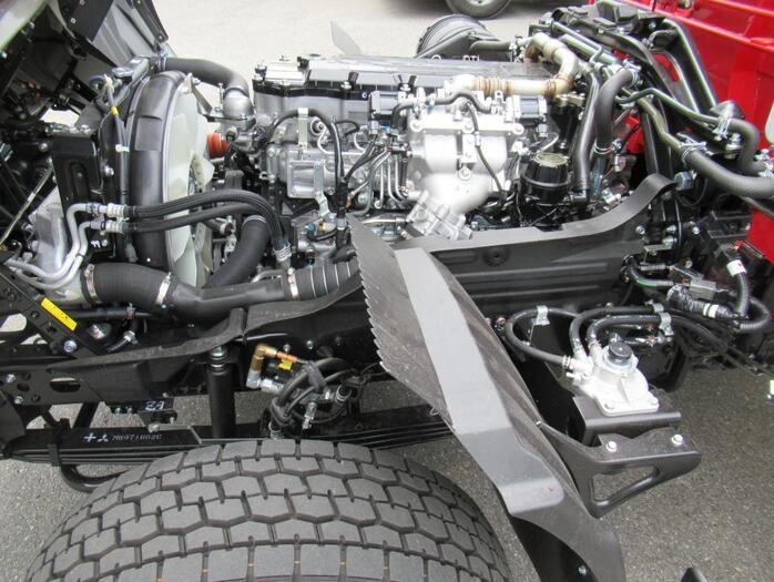 三菱 ファイター 中型 クレーン付 4段 ラジコン 画像18