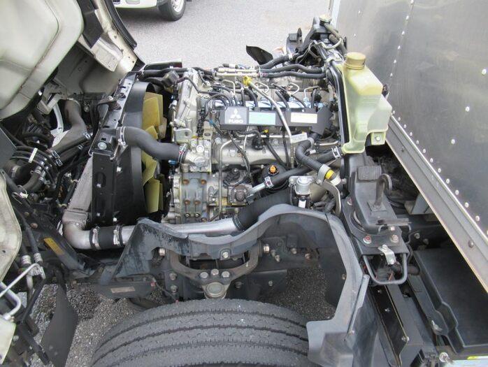 三菱 キャンター 小型 アルミバン TKG-FEA20 H25|画像18