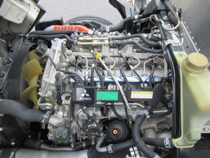 三菱 キャンター 小型 アルミバン TKG-FEA20 H25|画像19