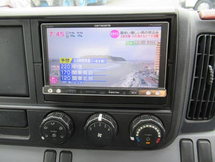 三菱 キャンター 小型 アルミバン TKG-FEA20 H25|画像13