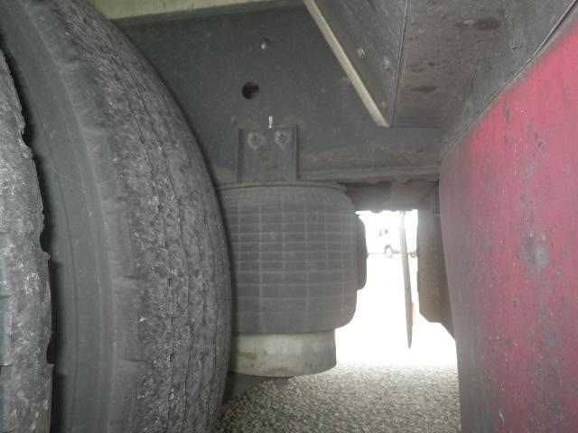 日野 プロフィア 大型 平ボディ 床鉄板 アルミブロック 画像12