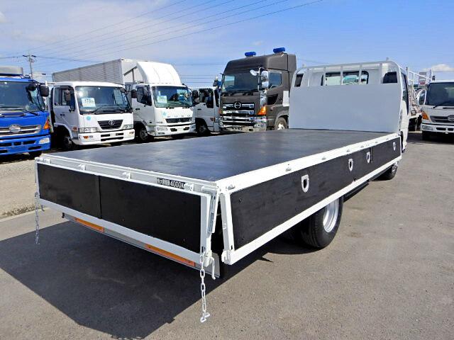 マツダ タイタン 小型 平ボディ 床鉄板 PA-LPR81R|画像2
