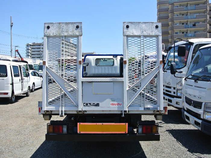 いすゞ エルフ 小型 車輌重機運搬 ラジコン ウインチ|画像3