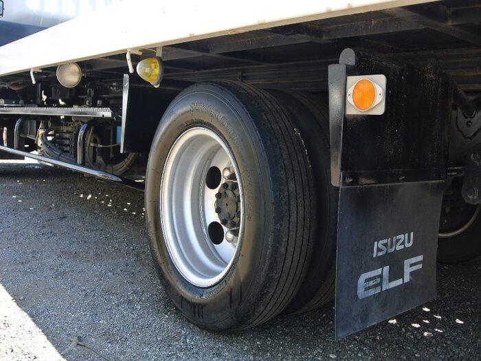 いすゞ エルフ 小型 車輌重機運搬 ラジコン ウインチ|画像19