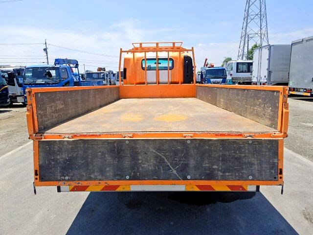 いすゞ エルフ 小型 平ボディ 床鉄板 SKG-NPR85YN 画像3