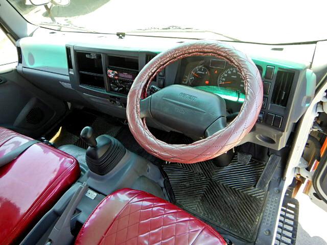 いすゞ エルフ 小型 平ボディ 床鉄板 SKG-NPR85YN 画像5