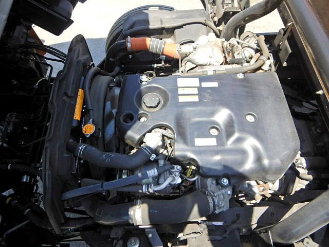 いすゞ エルフ 小型 平ボディ 床鉄板 SKG-NPR85YN 画像9