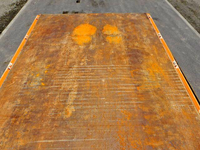 いすゞ エルフ 小型 平ボディ 床鉄板 SKG-NPR85YN 画像4