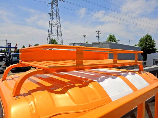 いすゞ エルフ 小型 平ボディ 床鉄板 SKG-NPR85YN 画像11