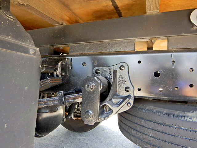 いすゞ エルフ 小型 平ボディ 床鉄板 SKG-NPR85YN 画像12