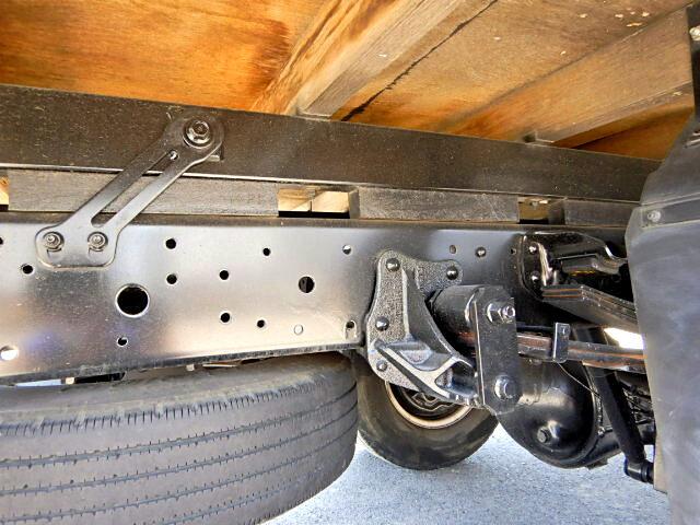 いすゞ エルフ 小型 平ボディ 床鉄板 SKG-NPR85YN 画像15