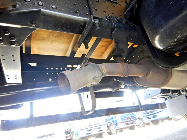 いすゞ エルフ 小型 平ボディ 床鉄板 SKG-NPR85YN 画像16