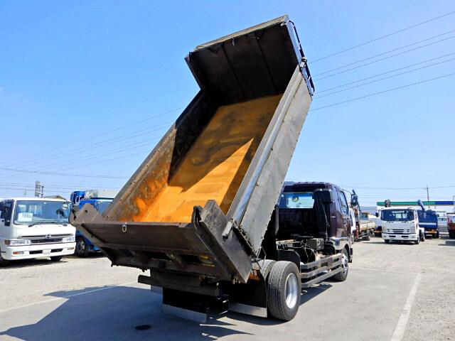 三菱 ファイター 中型 ダンプ コボレーン ベッド|画像2