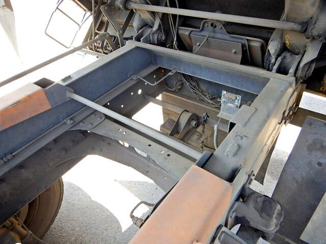 三菱 ファイター 中型 ダンプ コボレーン ベッド|画像12