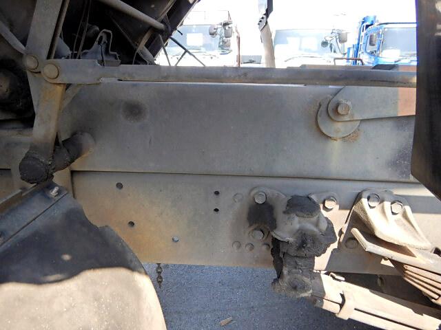 三菱 ファイター 中型 ダンプ コボレーン ベッド|画像15