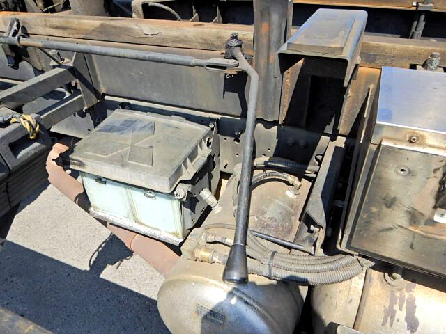 三菱 ファイター 中型 ダンプ コボレーン ベッド|画像16
