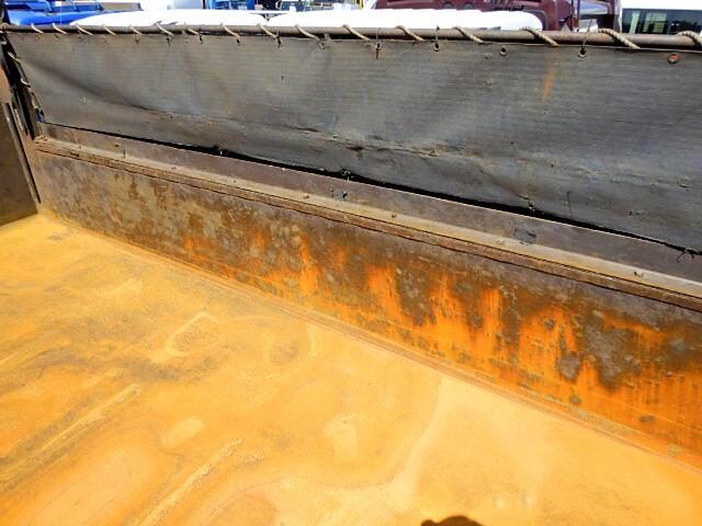 三菱 ファイター 中型 ダンプ コボレーン ベッド|画像4