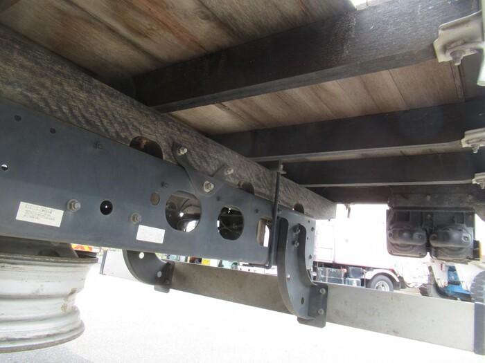 三菱 ファイター 中型 平ボディ ベッド SKG-FK61F 画像13