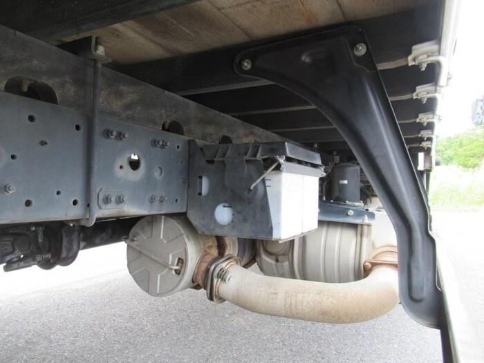三菱 ファイター 中型 平ボディ ベッド SKG-FK61F 画像17