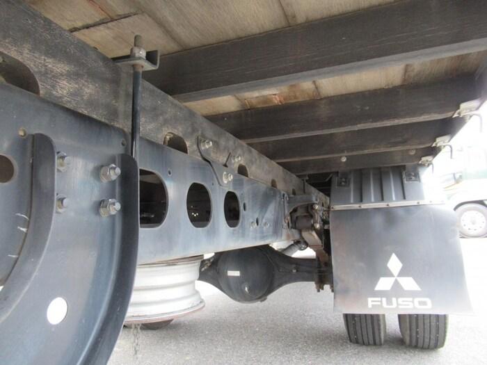 三菱 ファイター 中型 平ボディ ベッド SKG-FK61F 画像19