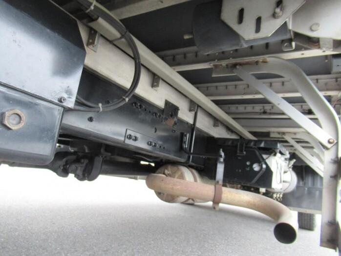 三菱 ファイター 中型 ウイング ベッド PA-FK61R 画像15