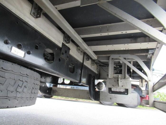 三菱 ファイター 中型 ウイング ベッド PA-FK61R 画像17