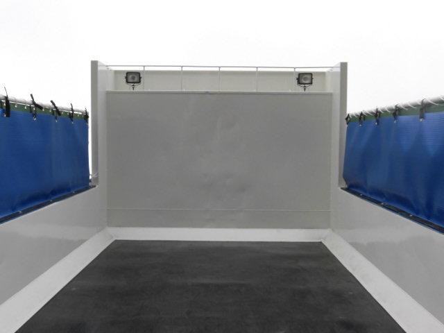 いすゞ ギガ 大型 ダンプ コボレーン ベッド 画像4