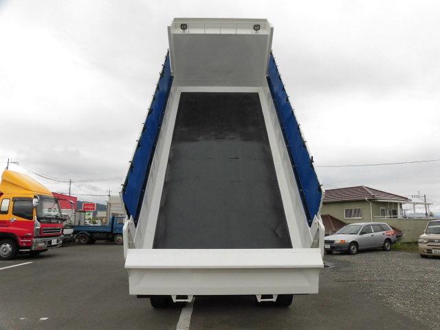 いすゞ ギガ 大型 ダンプ コボレーン ベッド 画像3