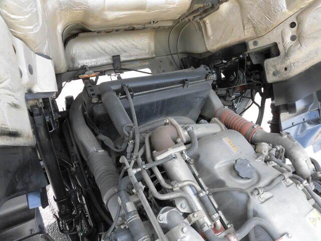 いすゞ ギガ 大型 ダンプ コボレーン ベッド 画像17