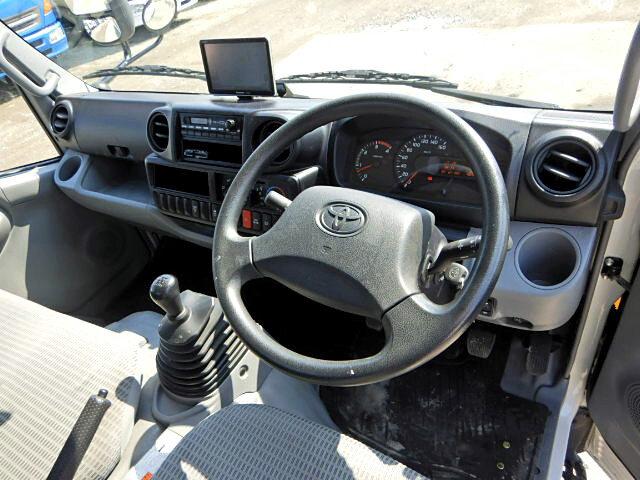 トヨタ トヨエース 小型 平ボディ パワーゲート TKG-XZU605 画像6