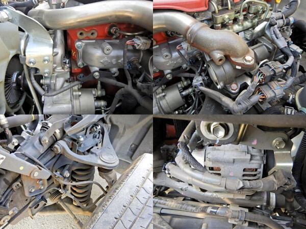トヨタ トヨエース 小型 平ボディ パワーゲート TKG-XZU605 画像13