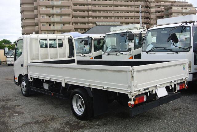 トヨタ ダイナ 小型 平ボディ TKG-XZU710 H27|画像2