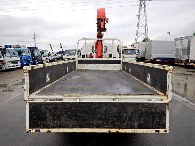 トヨタ ダイナ 小型 クレーン付 4段 ラジコン|トラック 背面・荷台画像 トラック市掲載